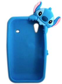 Capa para Samsung Galaxy Ace Stitch Lateral