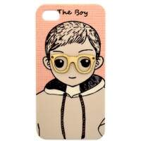 Capa para iPhone 4/4S The Boy