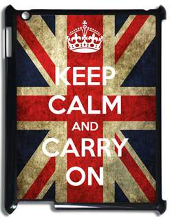Capa para iPad 2/3 Keep Calm