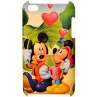 Capa para iPod Touch Mickey Minnie