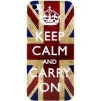 Capinha para iPhone 5 Keep Calm