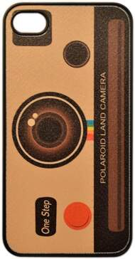 polaroid camera for iphone capinha iphone 4 4s polaroid coronitas acess 243 rios 15878