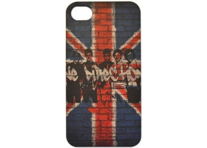 Capa para iPhone 4/4S One Direction