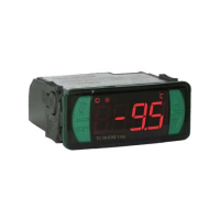Controlador Digital - TC-900E LOG - Full Gauge