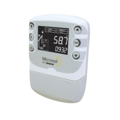 Termostato Diferencial Microsol BMP Advanced - Full Gauge