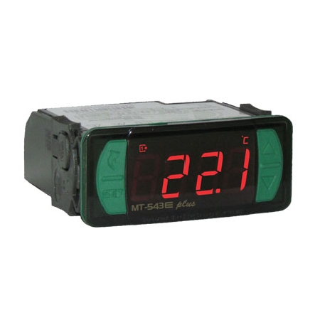 Controlador Digital 4 Estágios com Alarme - MT-543E PLUS - Full Gauge