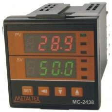 Controlador de Processos - MC2438 - Metaltex