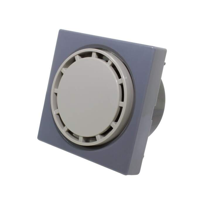 Sinalizador Sirene 80mm para Painel 75dB Modelo TBY Metaltex