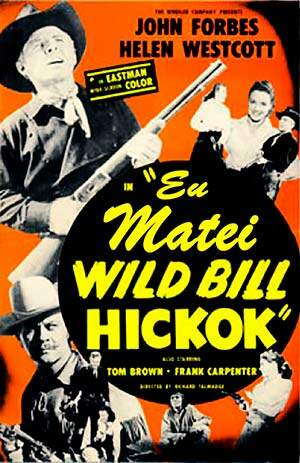 Matei Wild Bill Hickok