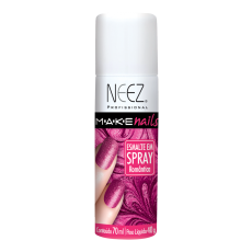 Esmalte Spray Neez Rosa Romantica 70ml