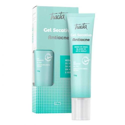 Gel Secativo Antiacne Tracta