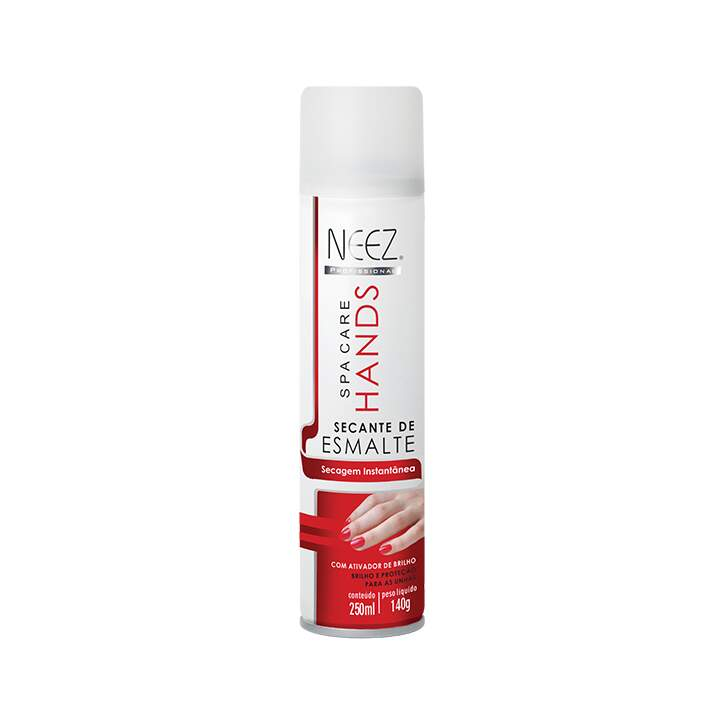 Spray Secante de Unhas Neez 250ml
