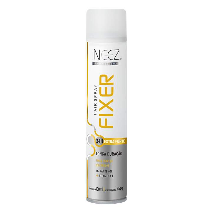 Hair Spray Neez Extra Forte 24h 400ml