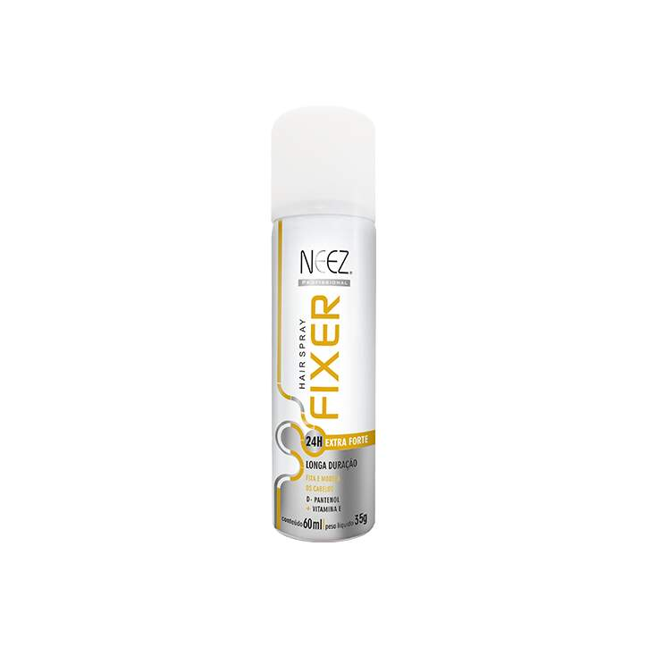 Hair Spray Neez Extra Forte 24h 60ml