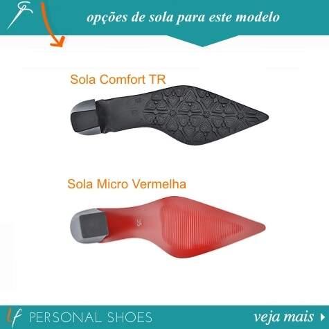 AnkleBoot Social Comfort 3 opções de Salto e 2 tipos de Solas - Vinho