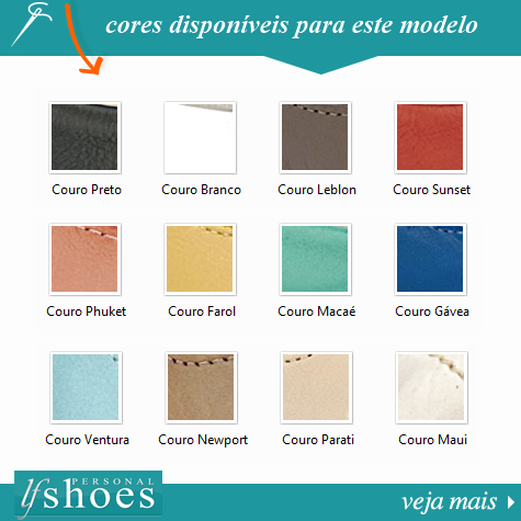 Sapatilha Comfort Sola TR - Couro Ouro/ Couro Sunset