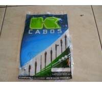 Kit Cabos Dafra Kansas 150