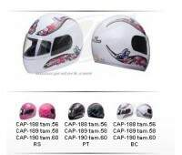 Capacete Liberty Four Girls Cores
