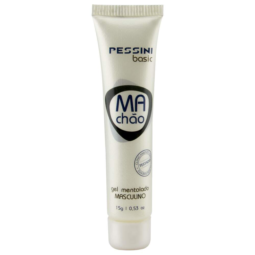Machão Gel Mentolado