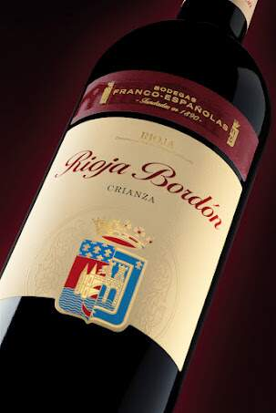 Rioja Bordon Crianza 2013