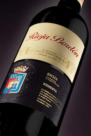 Rioja Bordon Reserva 2012