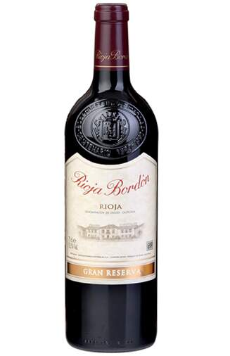 Rioja Bordon Gran Reserva 2008