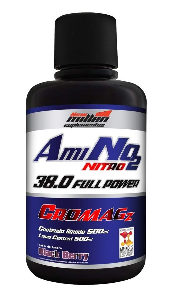 Amino No2 38000 - 500ml - New Millen