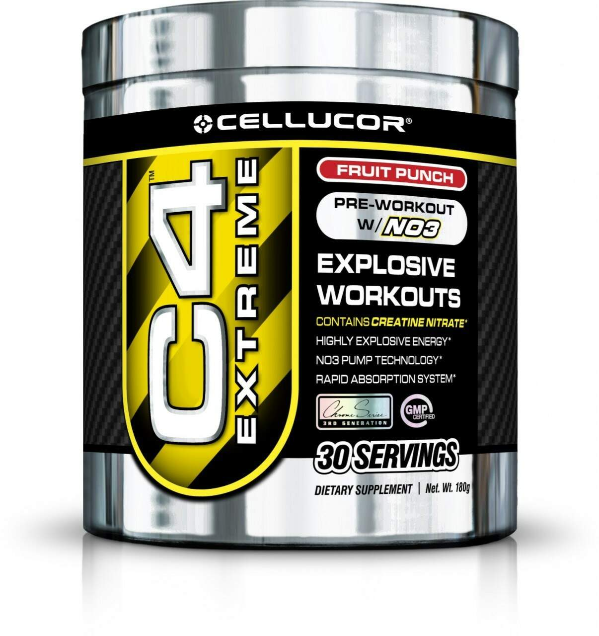 C4 Extreme - 30 doses - Cellucor