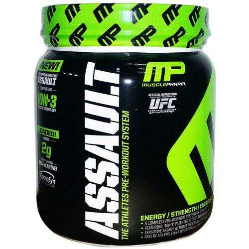 Assault - 30 doses - MusclePharm