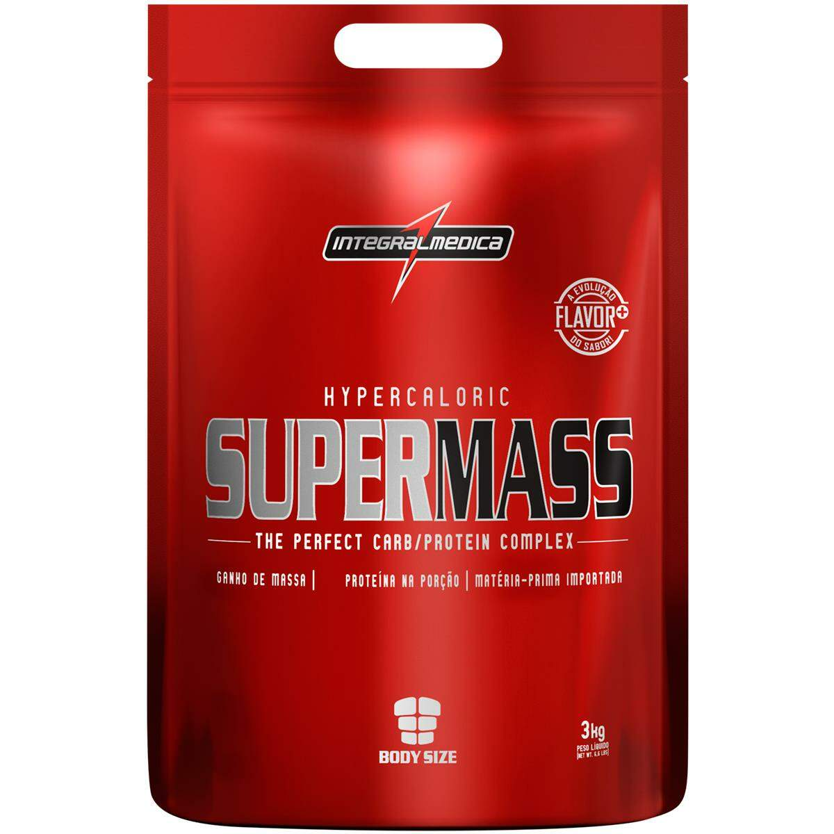 Super Mass - 3kg - Integral Médica