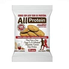 Cookie Proteico (Diversos Sabores) - 40g - All Protein