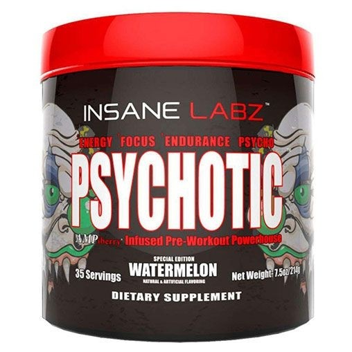 Psychotic - 35 doses - Insane Labz