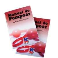 Manual do pompoar - A arte do pompoarismo 40 Páginas