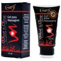 HOT & ICE GEL ESQUENTA ESFRIA 15ML GARJI
