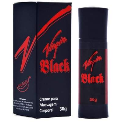 ADSTRINGENTE VIRGIN BLACK 30G CHILLIES
