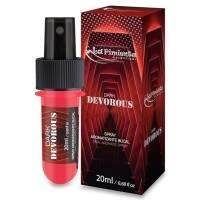 SPRAY PARA SEXO ORAL DARK DEVOROUS 20ML LA PIMIENTA