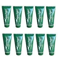 KIT 10 UNID. GEL MASSAGEADOR SPORTGEL 150G APINIL