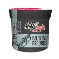 KIT 10 BOLINHAS EXCITANTE TRI BALL 3UN - 50 TONS MAIS ESCUROS