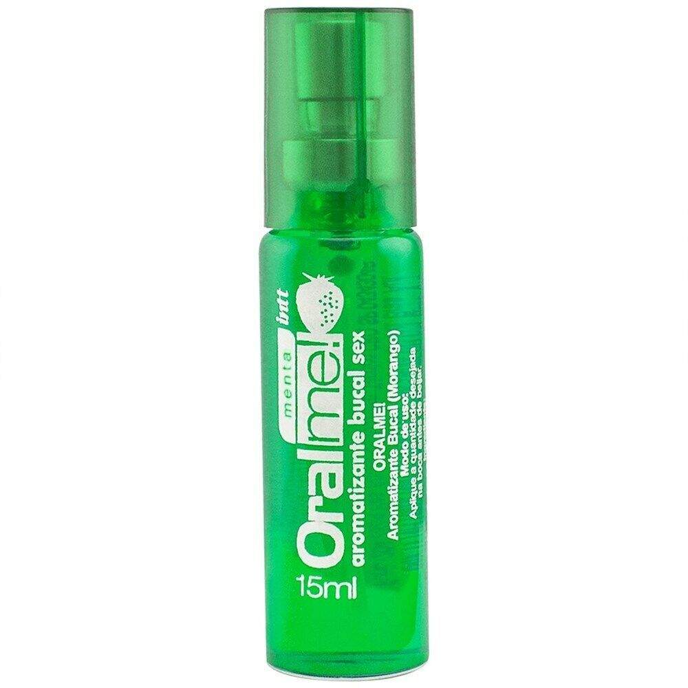 AROMATIZANTE BUCAL ORAL ME 15ML INTT - MENTA