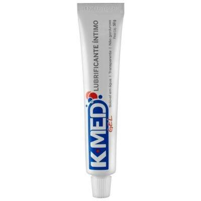 KIT 5 UNID. LUBRIFICANTE INTIMO NEUTRO 50G K-MED