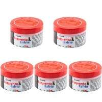 KIT 5 UNID. CREME FUNCIONAL ESQUENTA e ESFRIA 3,5G HOT FLOWERS