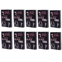 KIT 10 UN EXCITANTE UNISSEX BLACK TONS 6G SOFT LOVE