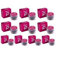 KIT 10 UN EXCITANTE FEMININO EX-Y LUBY 4G SOFT LOVE