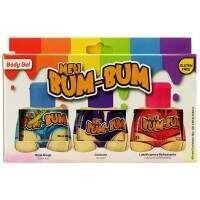KIT SEXO ANAL MEU BUM-BUM PEPPER BLEND