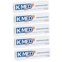 KIT 5 UNID. LUBRIFICANTE INTIMO NEUTRO 25G K-MED