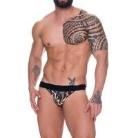 CUECA JOCKTRAP ONÇA SD CLOTHING