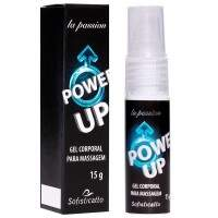 PROLONGADOR DE EREÇÃO POWER UP 15G SOFISTICATTO