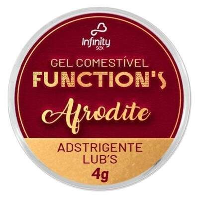 LUBS ADSTRINGENTE AFRODITE FUNCTIONS 4G INFINITY SEX