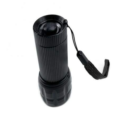 Lanterna Tatica Mini Light - Preto