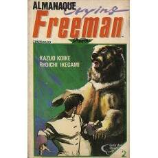 Almanaque Crying Freeman - N°02